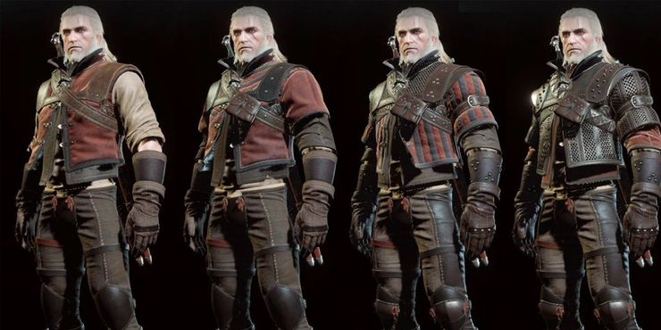 The Witcher 3 Every Alternative Look Ranked From Worst To Best