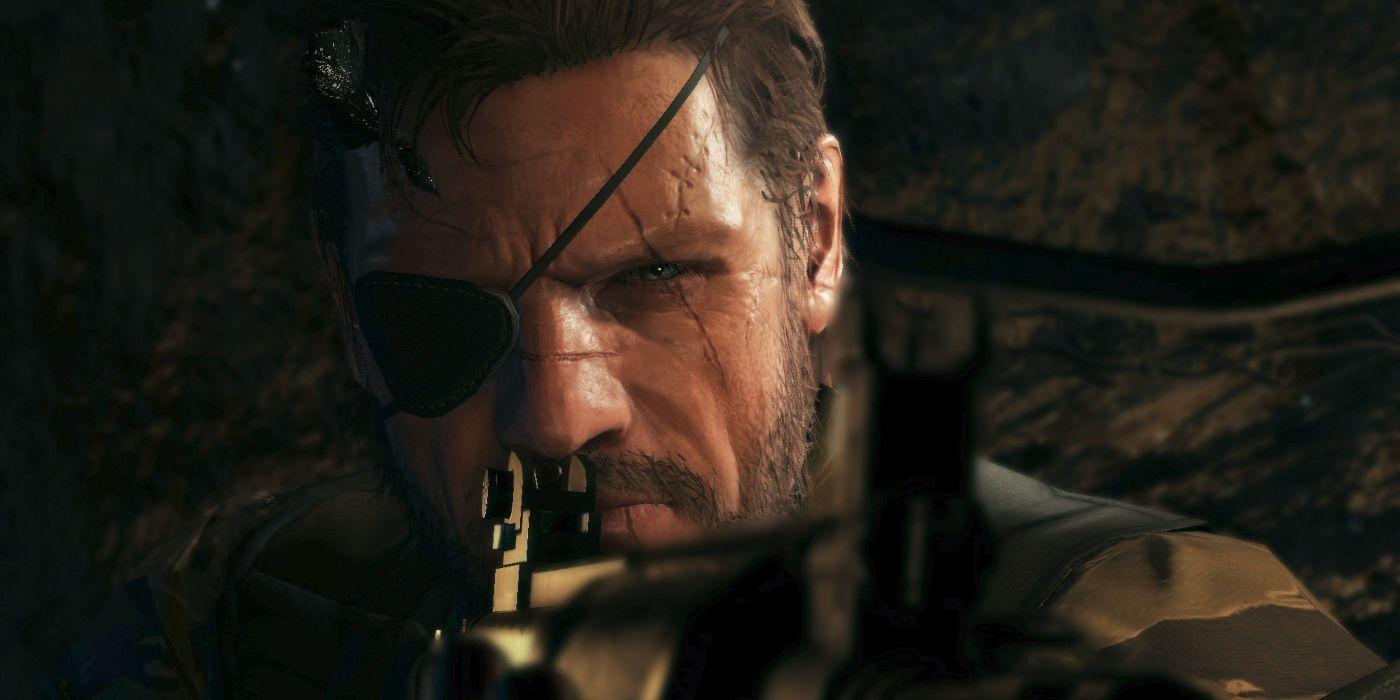 Aew Wrestler Jon Moxley Channels Snake From Metal Gear Solid
