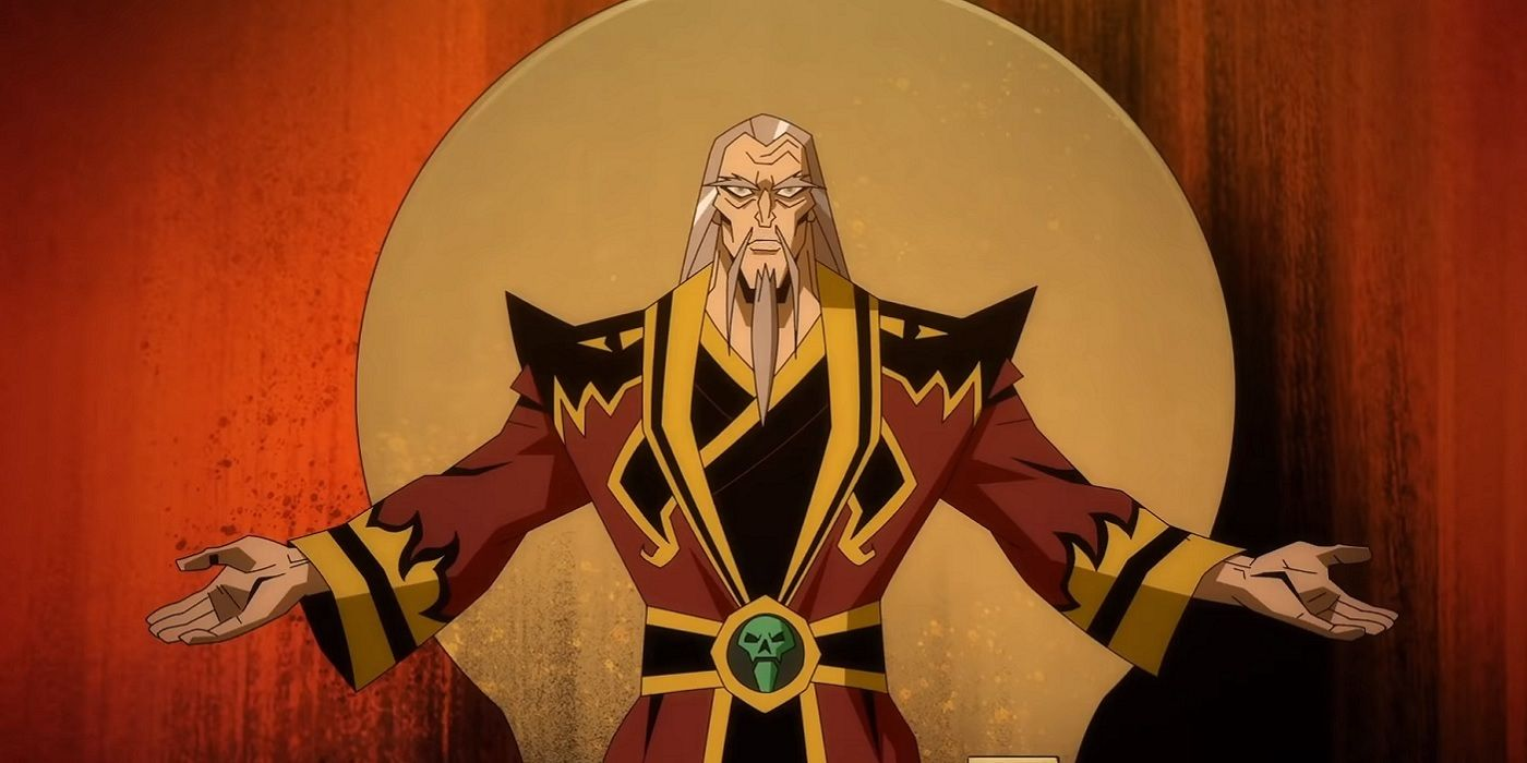 Mortal Kombat Legends: Scorpion's Revenge Gets First Trailer
