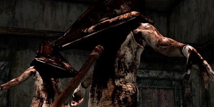 What Is Silent Hill S Pyramid Head Game Rant