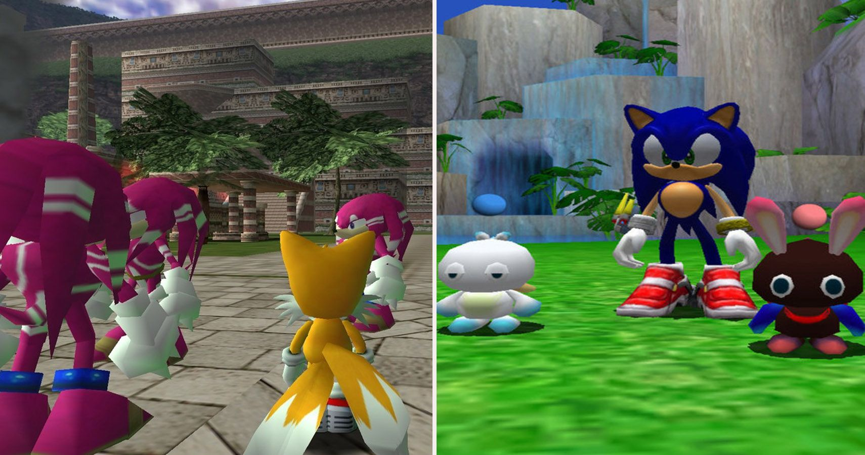 Sonic Adventure: 5 Reasons Why The First Game Is Better (& 5 Why The Sequel Is Superior)