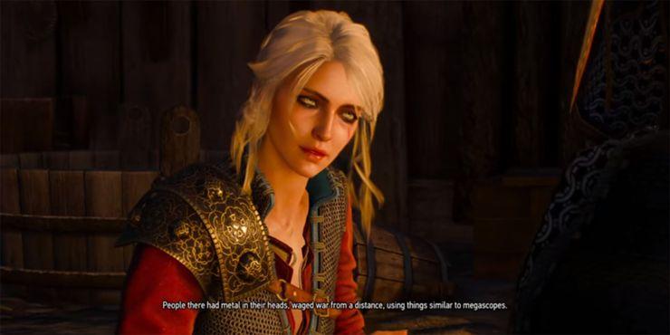 3 ciri zitate witcher Ciri's Story: