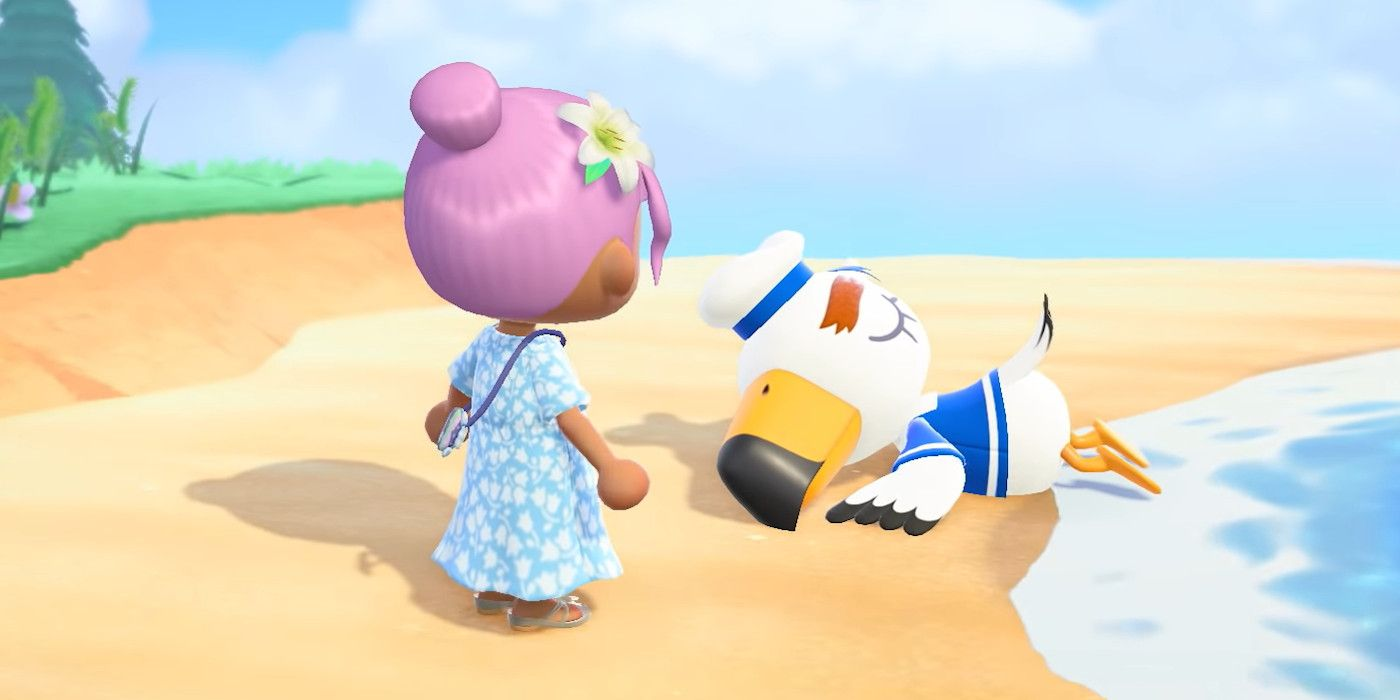 Animal Crossing: New Horizons Has a Crazy Number of Villagers