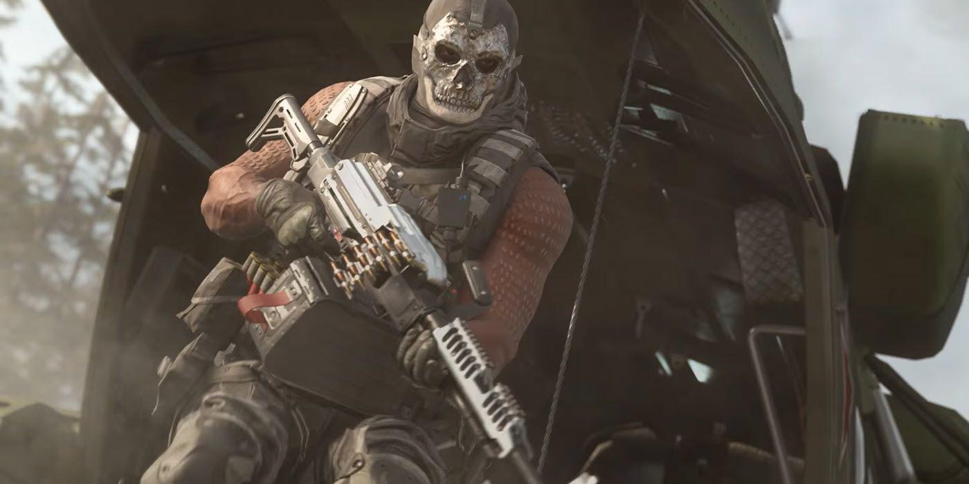 Call Of Duty Modern Warfare Season 2 Reveals New Multiplayer