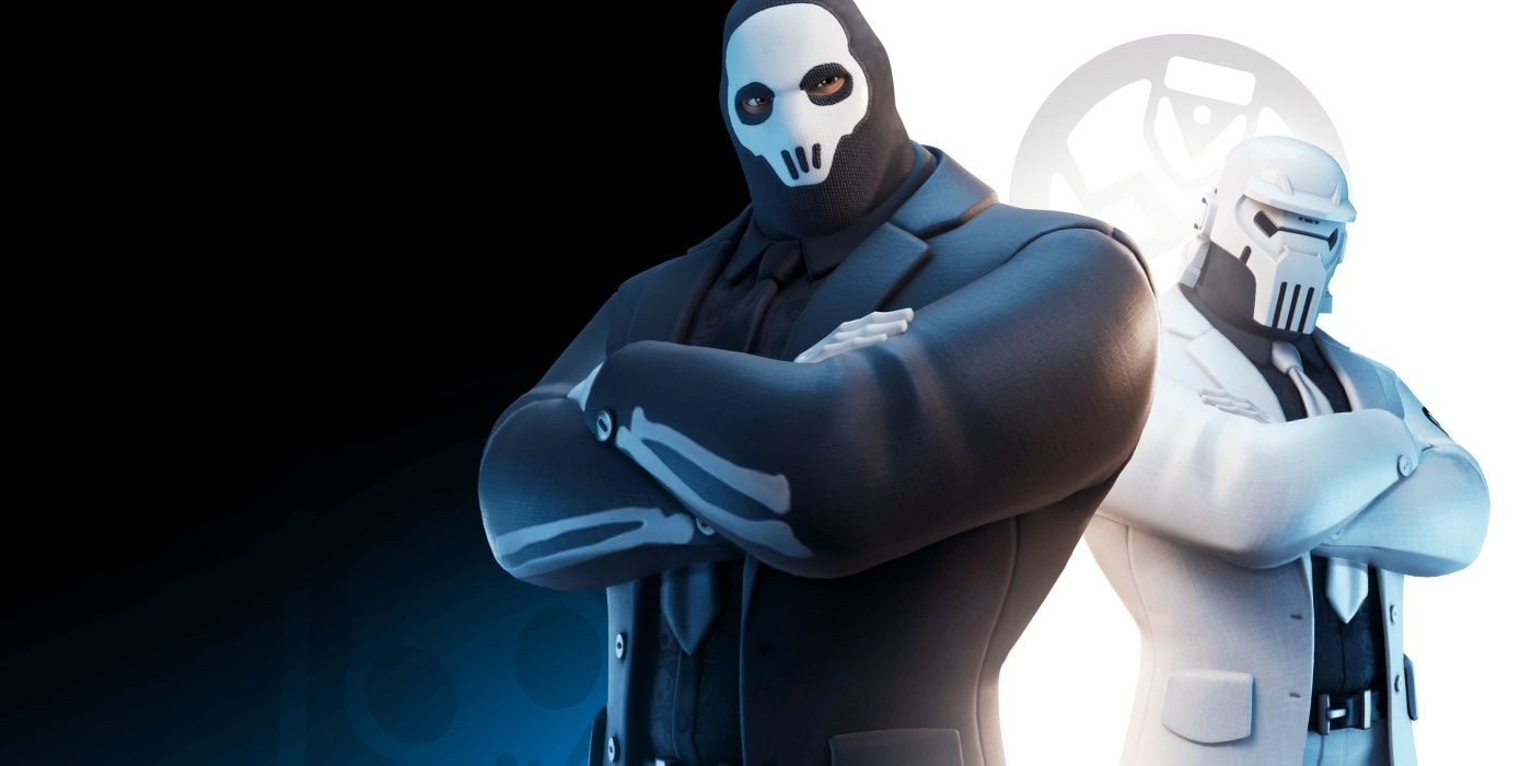 Comparing The Ghost And Shadow Skins On Fortnite S Battle Pass