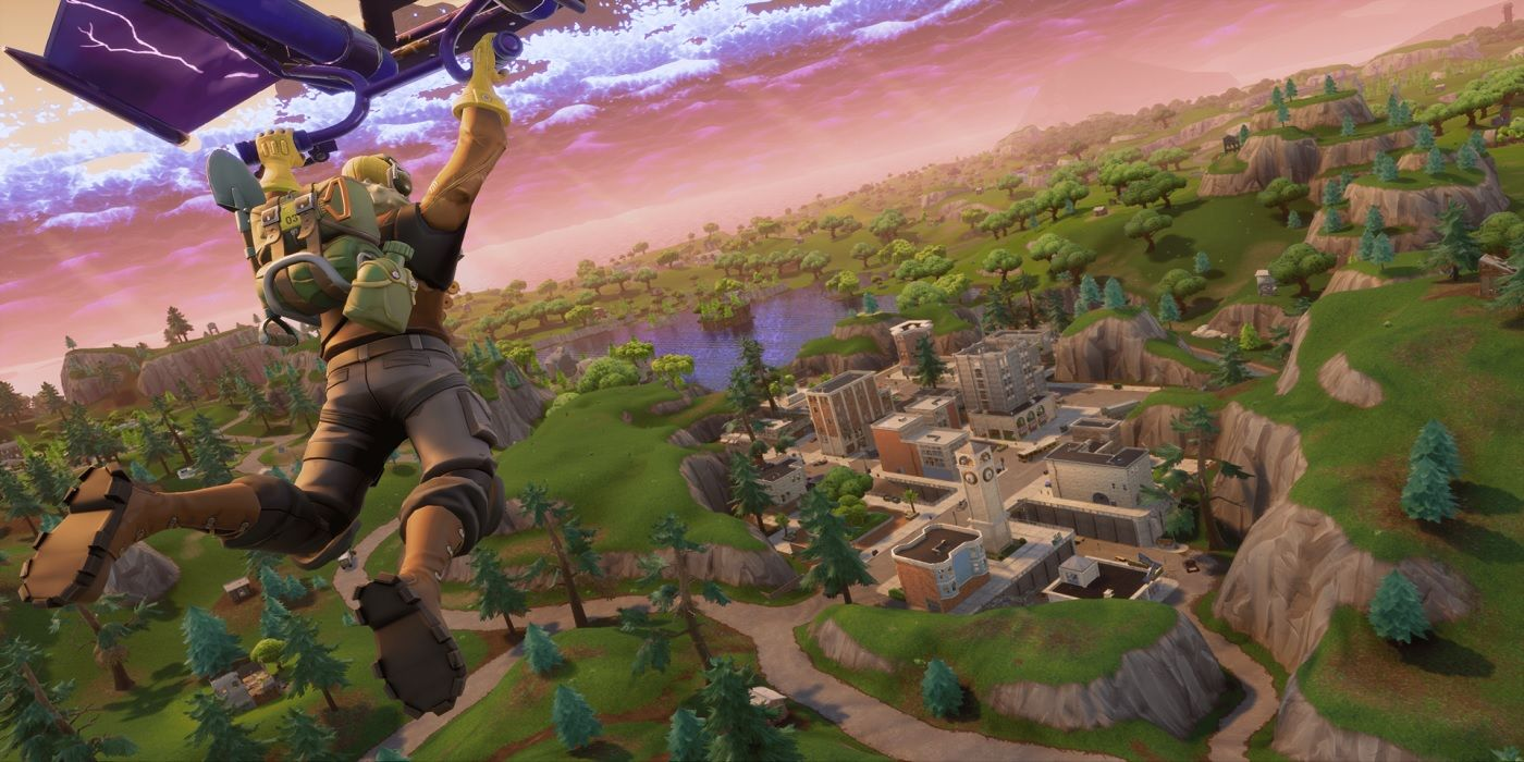 Fortnite: Where to Land at Lockie's Lighthouse, Apres Ski ...