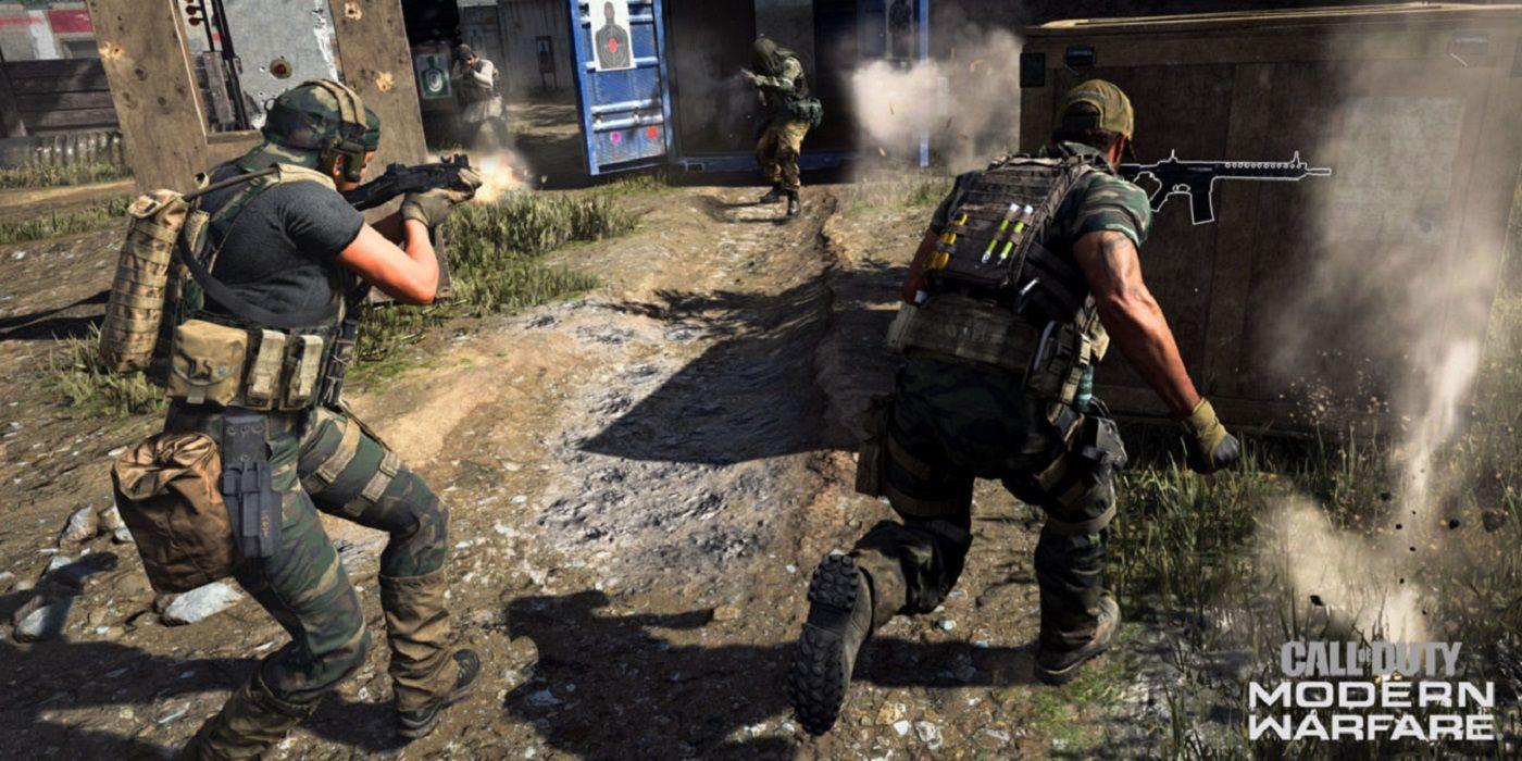 Call of Duty: Modern Warfare Season 2 Adding More Gunfight Variants