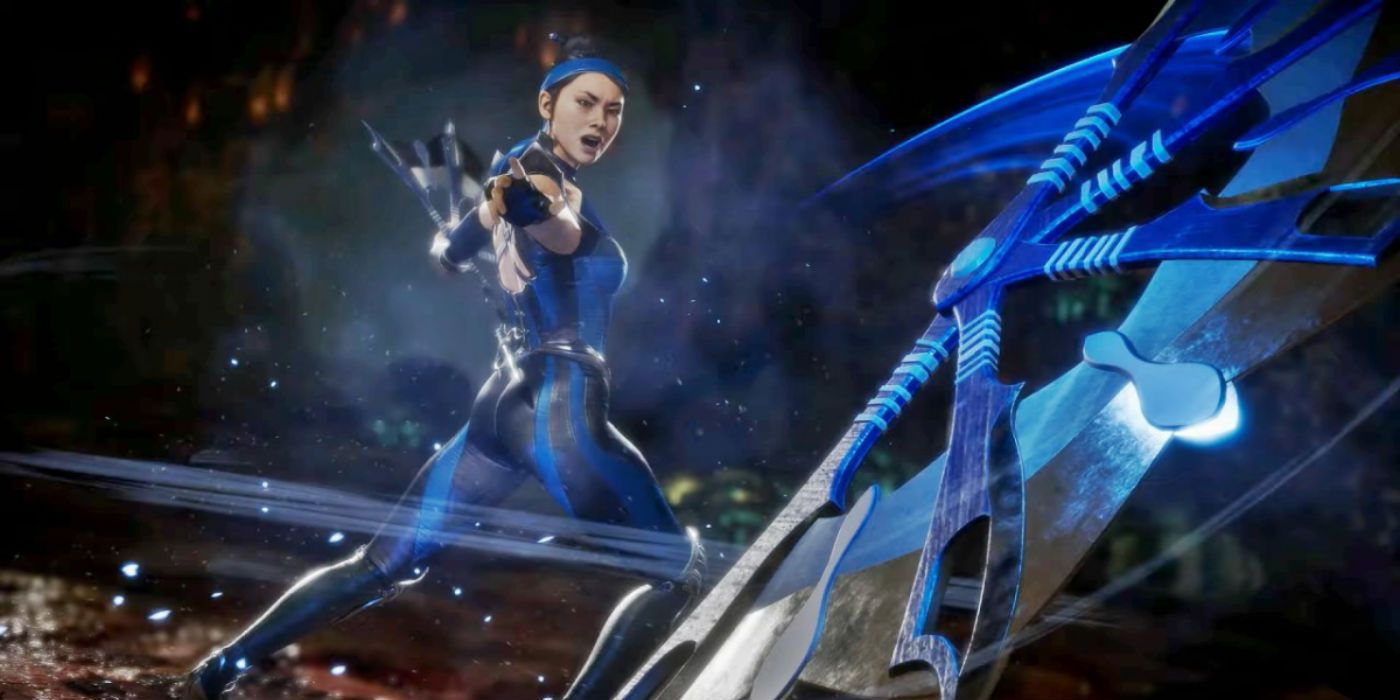 Mortal Kombat 11 Adds New Brutalities and Valentine's Day Tower
