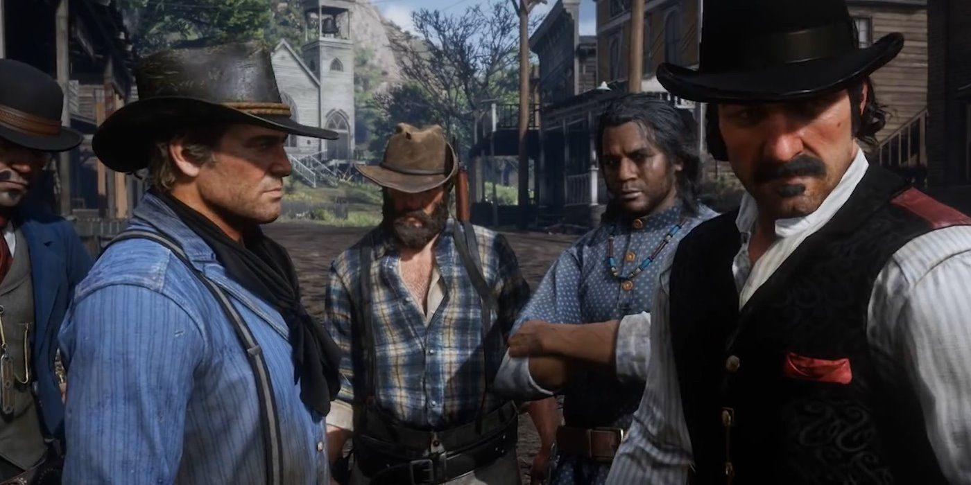 Red Dead Online Hackers Are Getting Innocent Players Banned from the Game