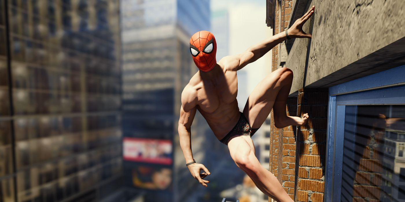 Spider-Man PS4 Artist Talks About Creating 'Undies' Skin