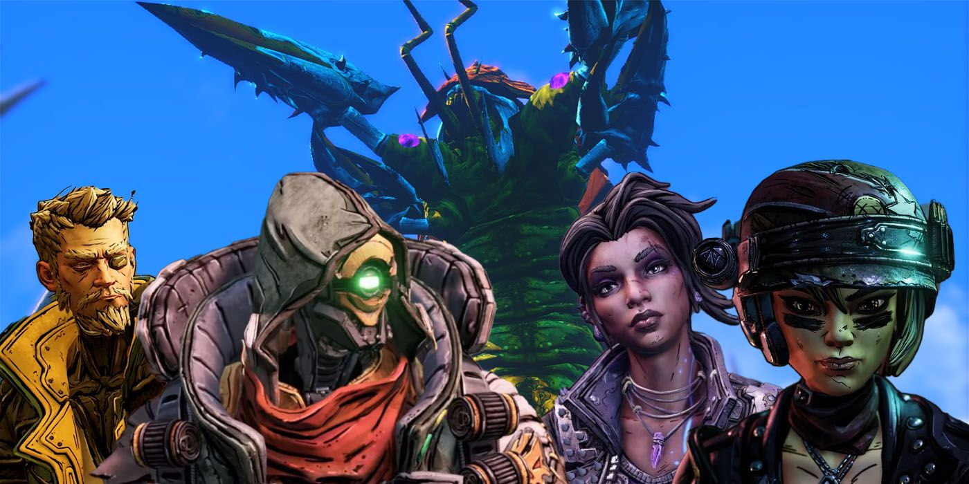 Every Borderlands 3 Raid Boss Rumor and Leak