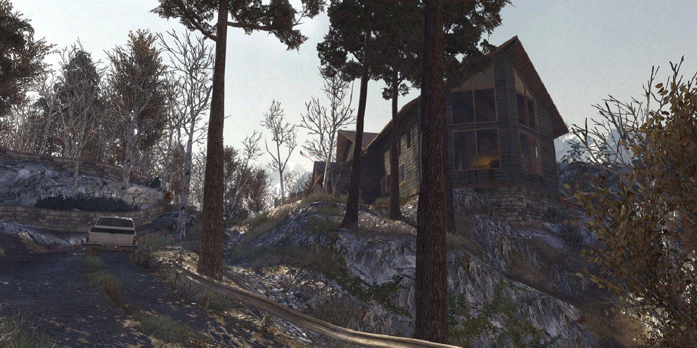 Rumor Call Of Duty Modern Warfare Getting More Mw2 Maps