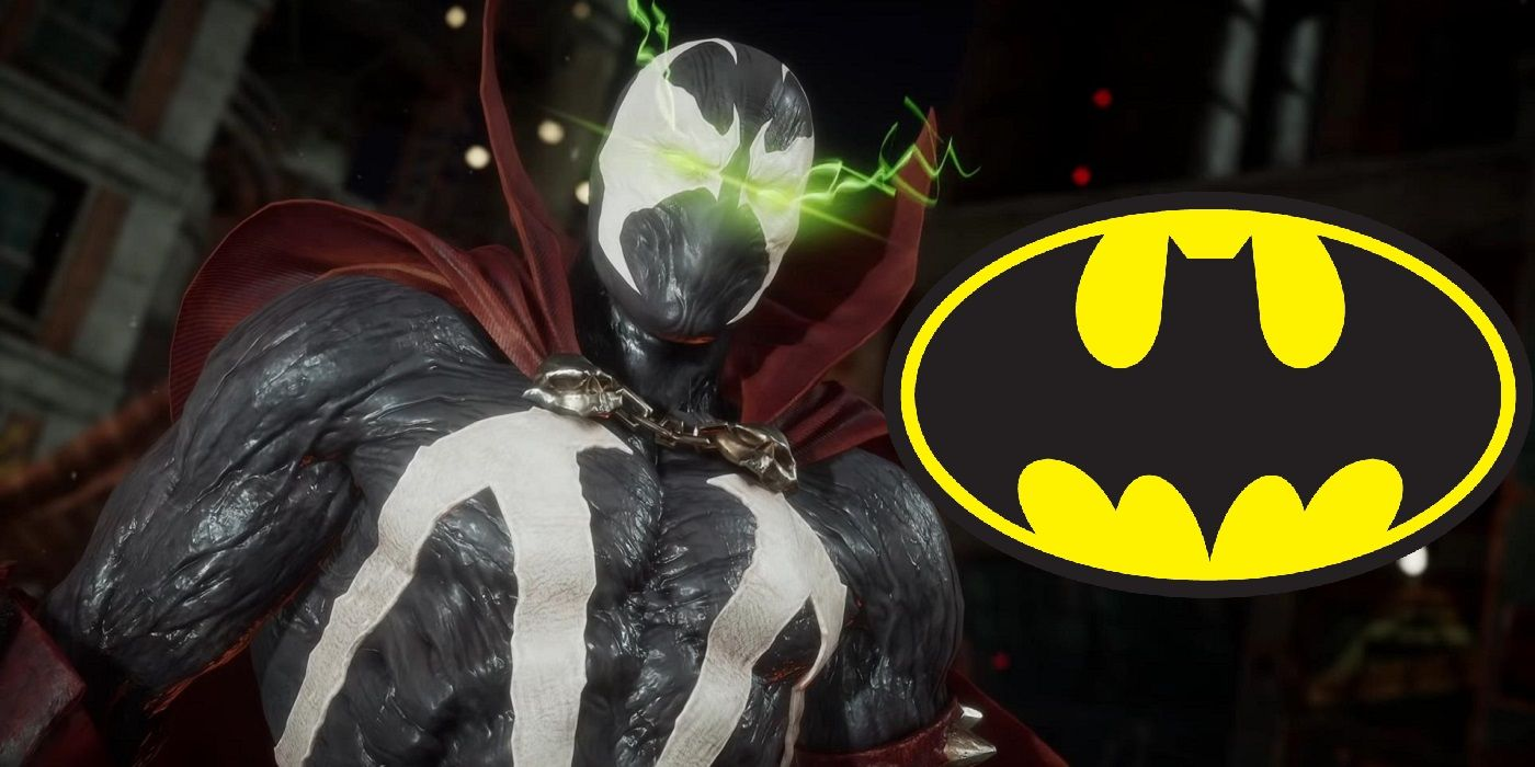 Mortal Kombat 11 Spawn DLC Has Batman Connection