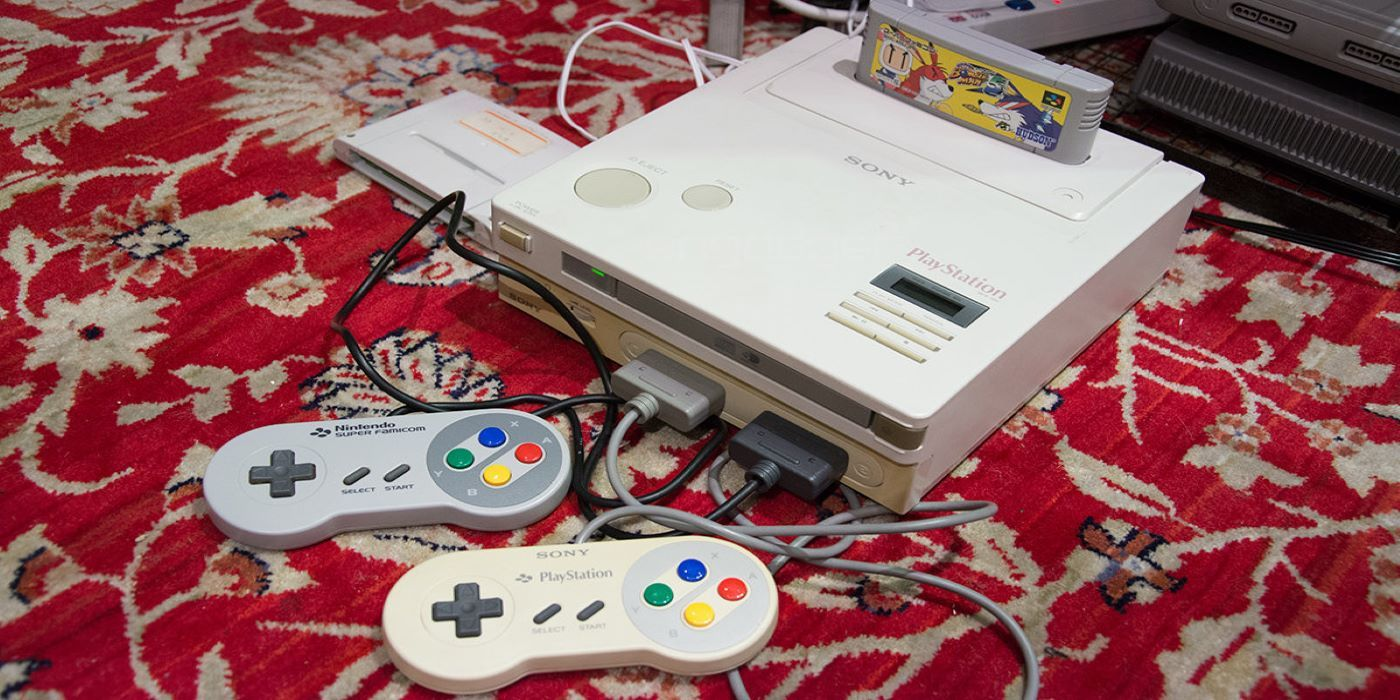 Image result for The rare Nintendo PlayStation console sells for $ 360,000, and its owner loses a lot of money