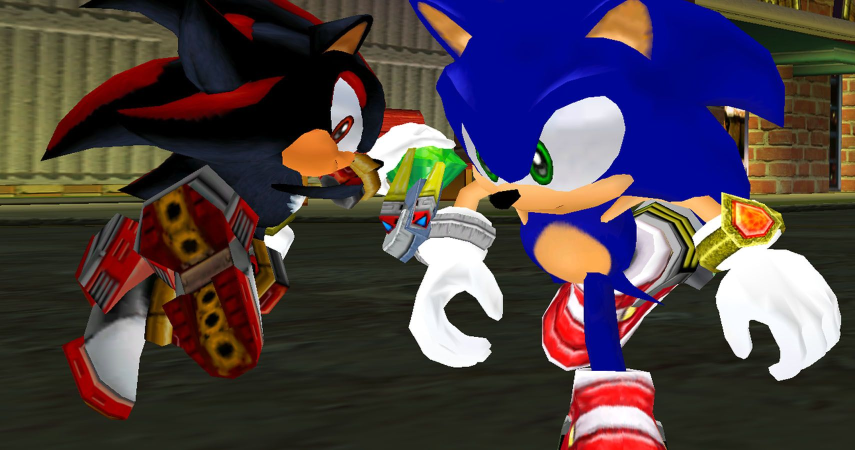 Sonic 5 Reasons Why Shadow Is His Biggest Rival 5 Why It S Metal Sonic