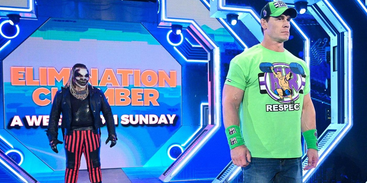 John Cena Challenged to Hooters Deathmatch If WrestleMania's Delayed