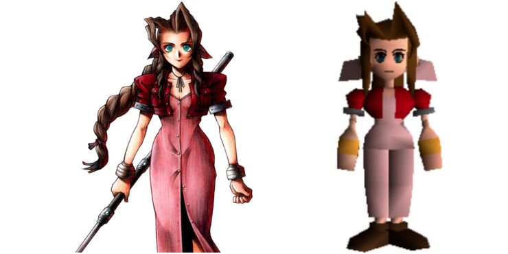 Final Fantasy 7 Every Party Member Ranked From Worst To Best