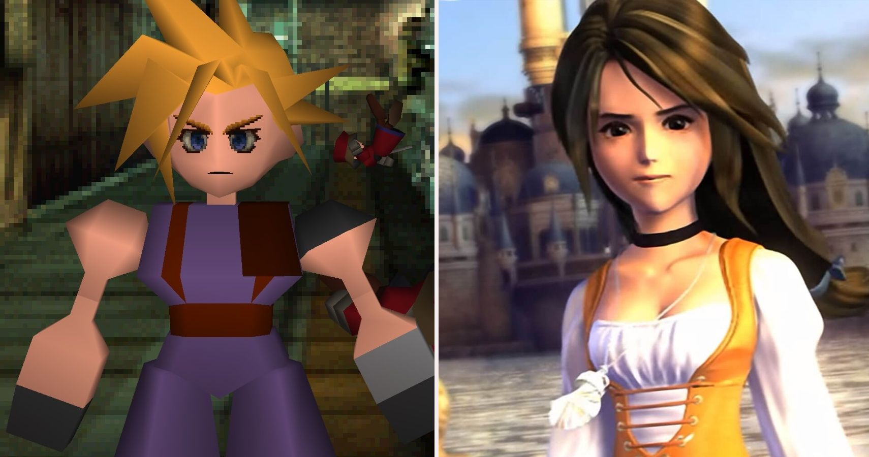5 Reasons Final Fantasy 7 Is The Best Ps1 Era Game 5 Why It S Final Fantasy 9