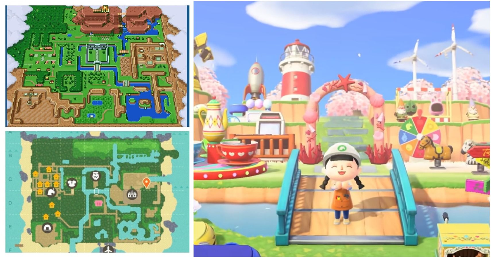Animal Crossing: 10 Amazing Terraforming Makeovers
