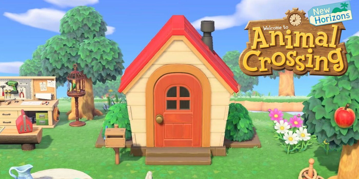 Animal Crossing New Horizons Players Using Trick For Perfect House Placement