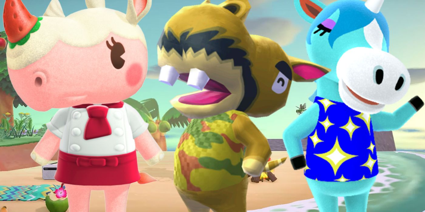 Animal Crossing New Horizons The Best Looking And Ugliest Villagers