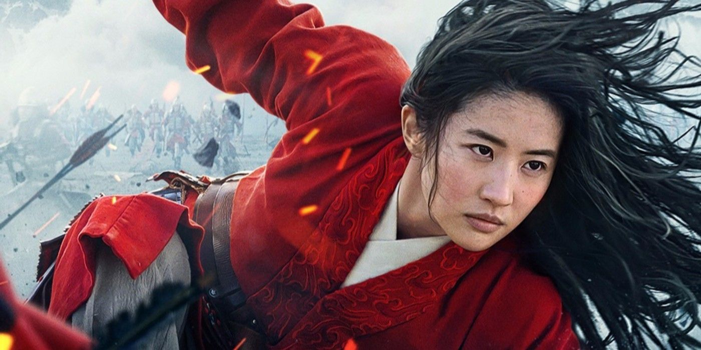 Disney Gives Mulan New Release Date | Game Rant