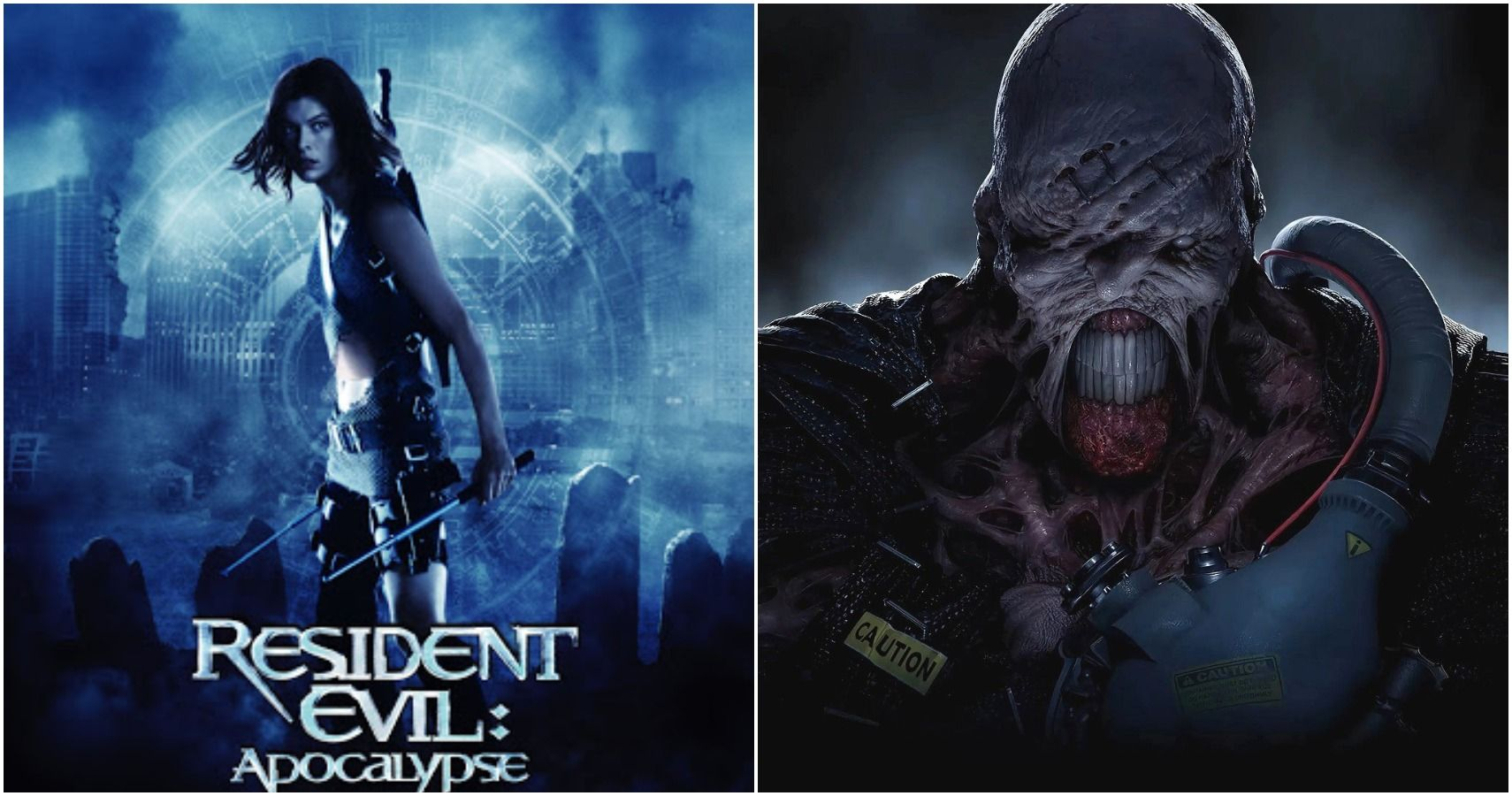 Resident Evil 3 5 Things The Movies Got Right About The Game 5