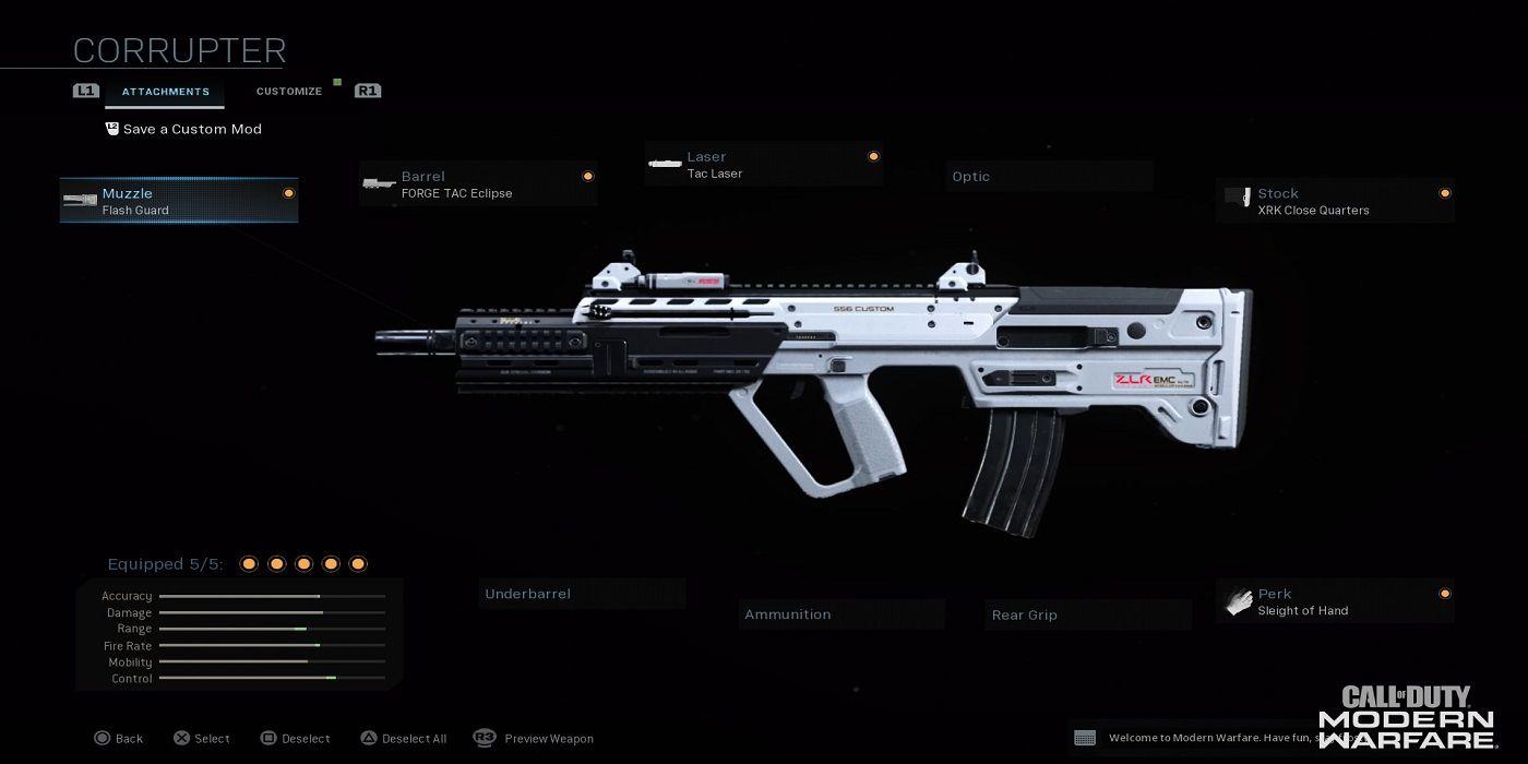 Call Of Duty Modern Warfare Season 3 Weapon Tier List