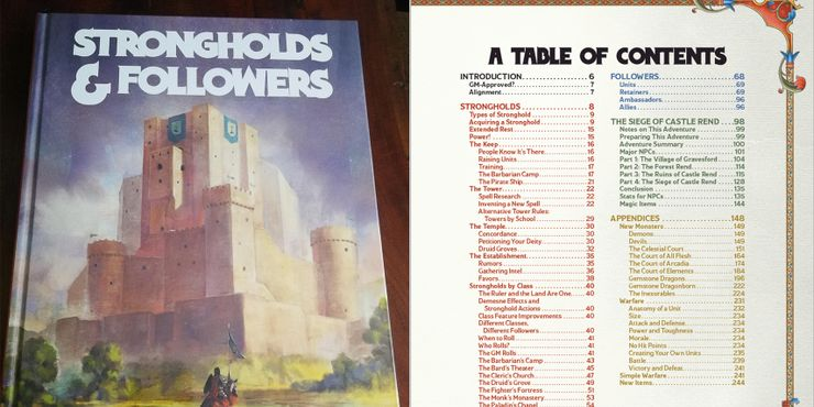 Best Third Party Books for D&D 5e, Ranked | Game Rant
