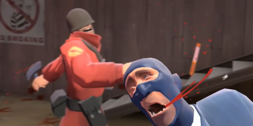 Team Fortress 2 10 Common Mistakes Spies Always Make Game Rant