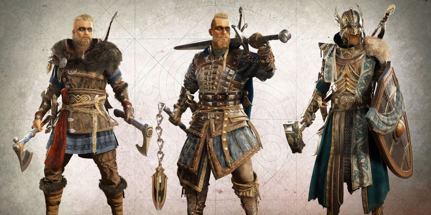 Assassin S Creed Valhalla Features Best Character Customization Yet