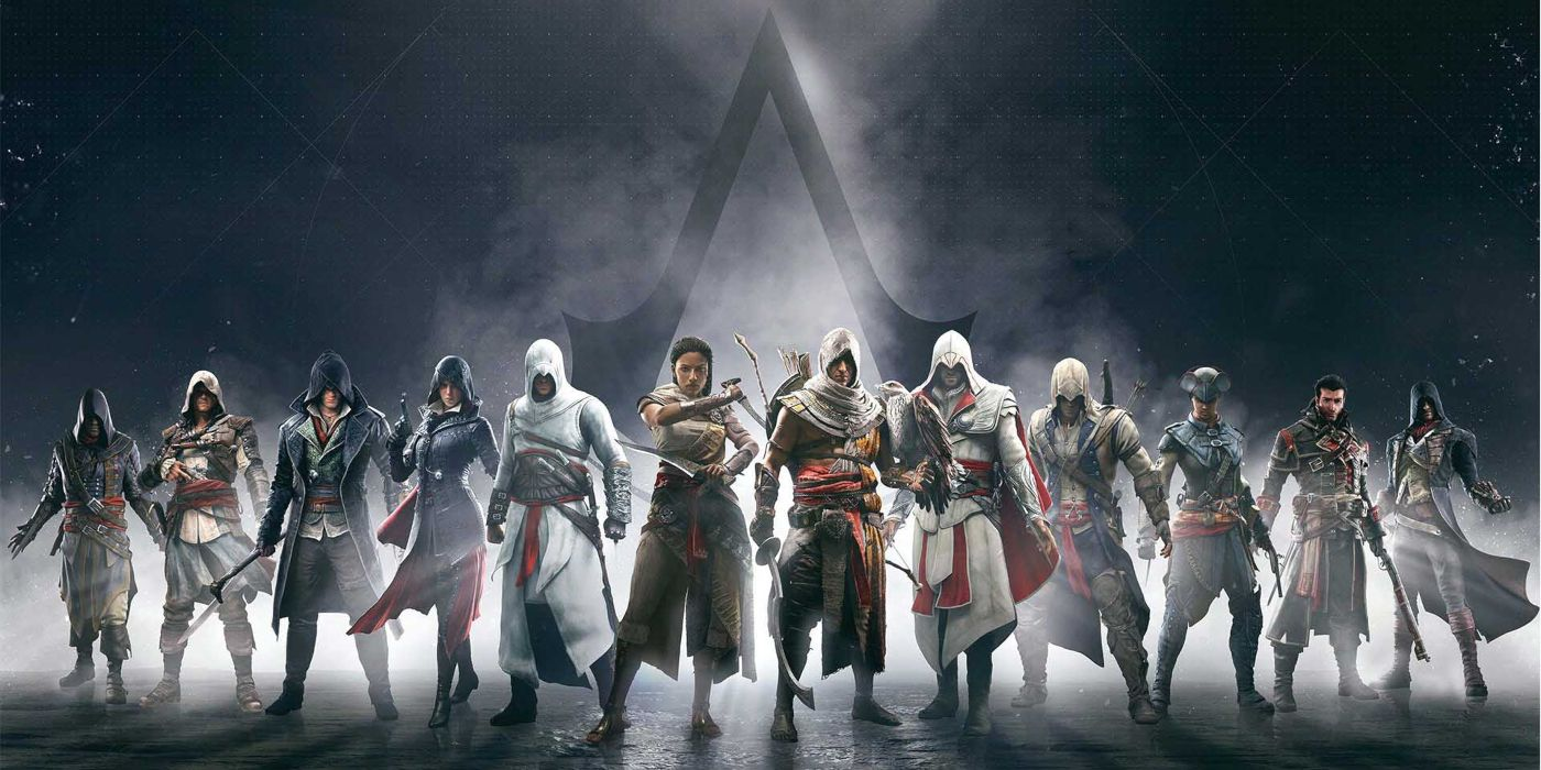 Assassin S Creed Valhalla Reveals Female Eivor Game Rant