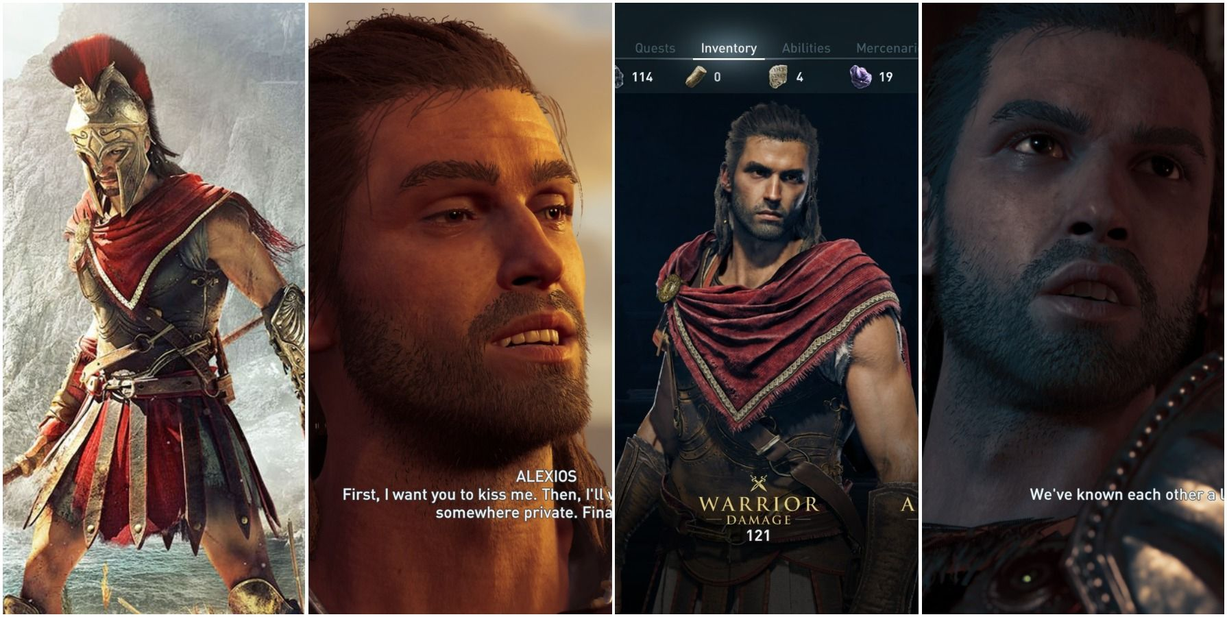 Assassin S Creed Odyssey 5 Reasons Why Alexios Is Underrated 5