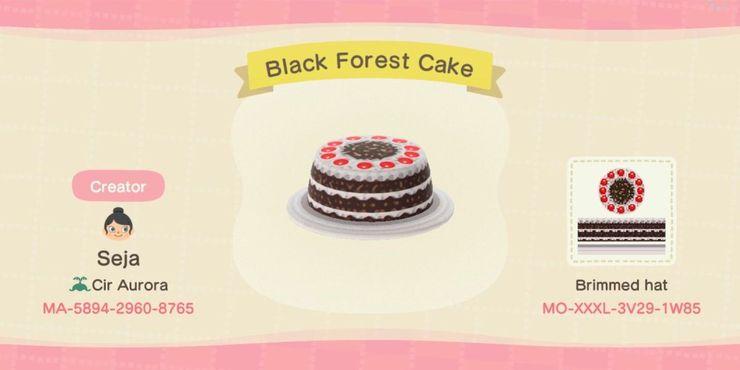 Animal Crossing New Horizons 10 Best Custom Food Designs With Codes