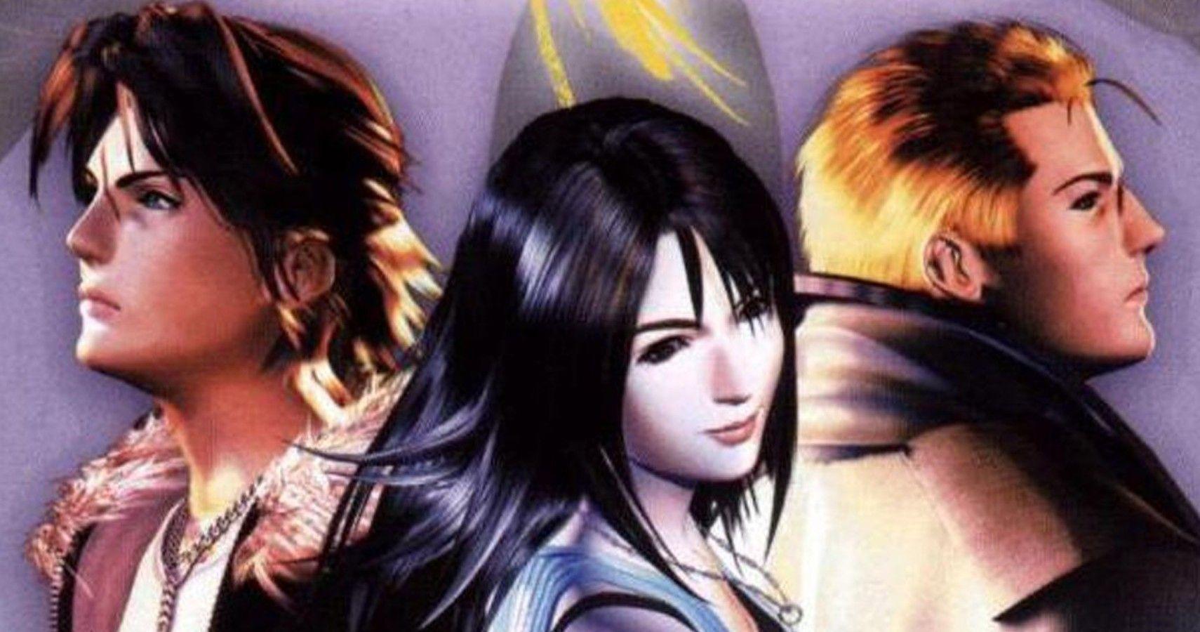 Por que Final Fantasy 8 merece um remake 1