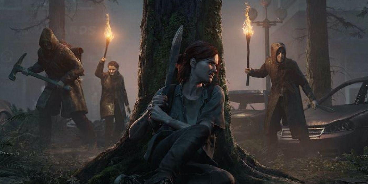 The Last of Us 2 Cast | Voice Actors List - GameRevolution