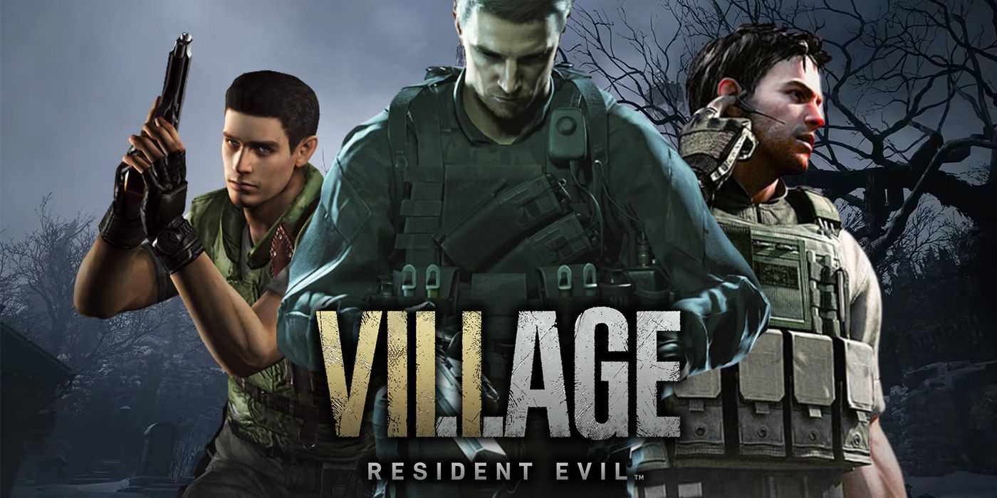 Is Chris Redfield The Villain In Resident Evil 8 Game Rant