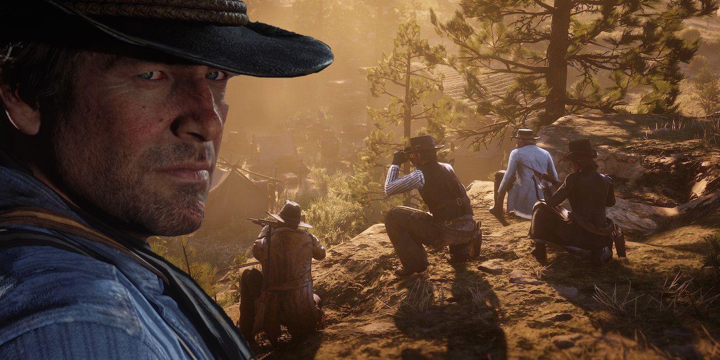 Big Red Dead Redemption 2 News Could Explain Lack of ...