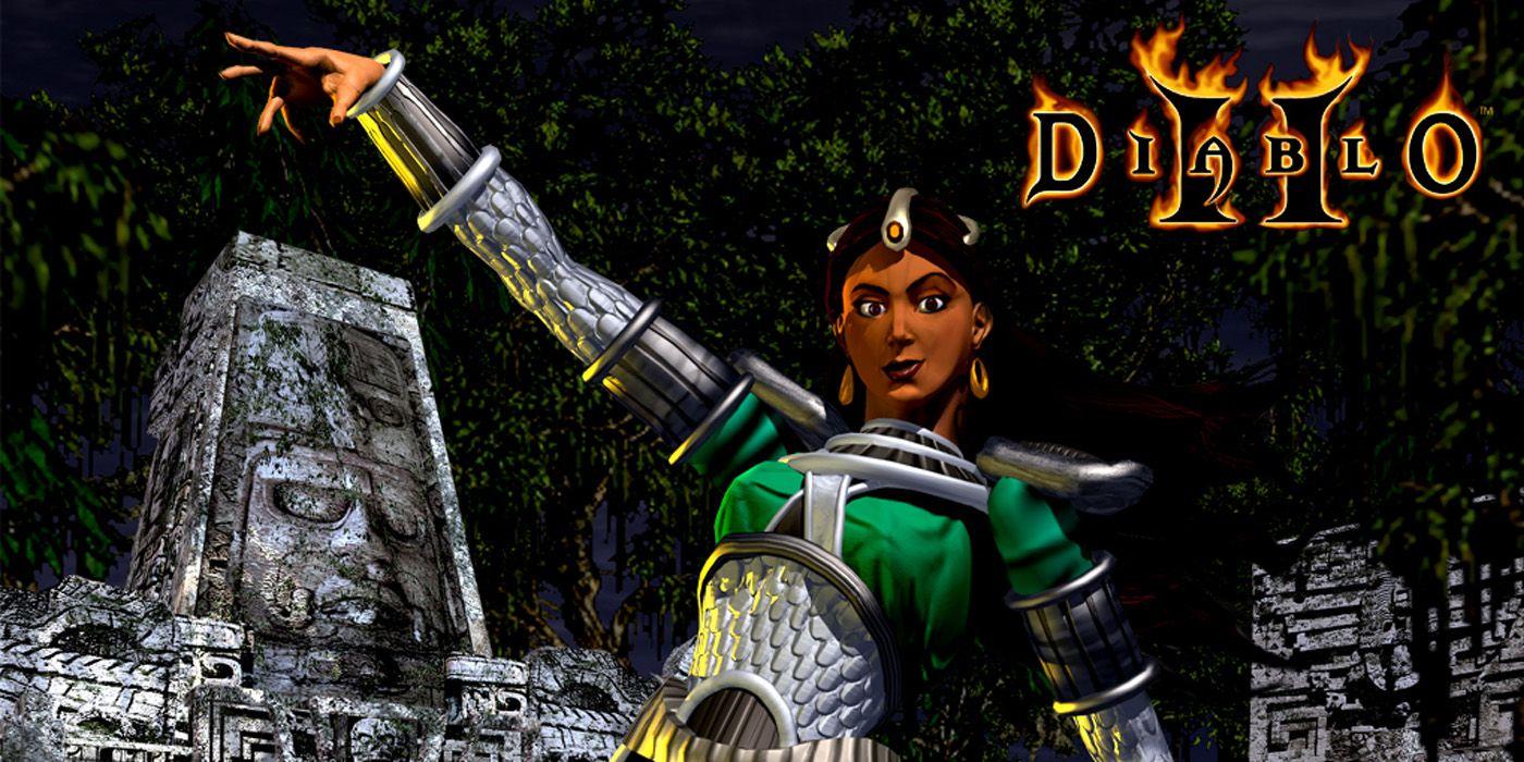 Complete Diablo 2: Resurrected Sorceress Class Breakdown