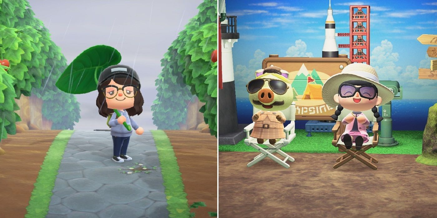 Animal Crossing 10 Ways To Ghibli Fy Your Island Game Rant