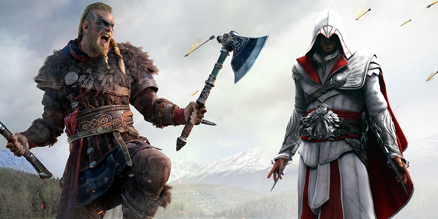 Assassin S Creed Valhalla Can Help Divided Fans Find Common Ground