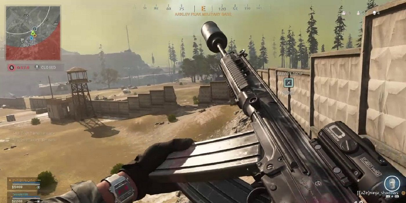 Call Of Duty Warzone Player Reveals Op Fal Loadout That Breaks The Game