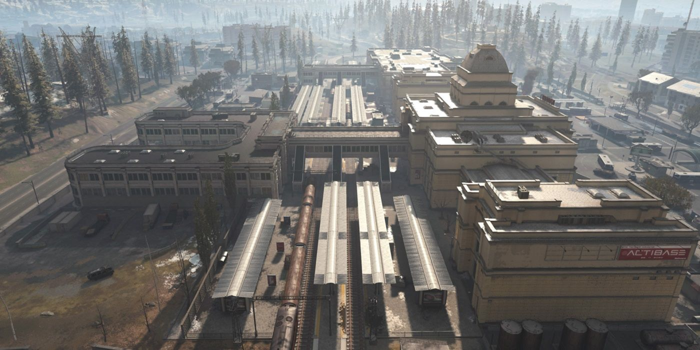 Big Call Of Duty Warzone Season 5 Map Changes Leaked Online