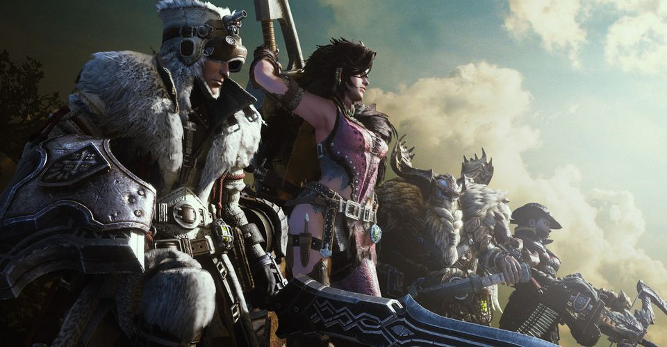 New Monster Hunter Movie Image Reveals Dual Blade Weapons