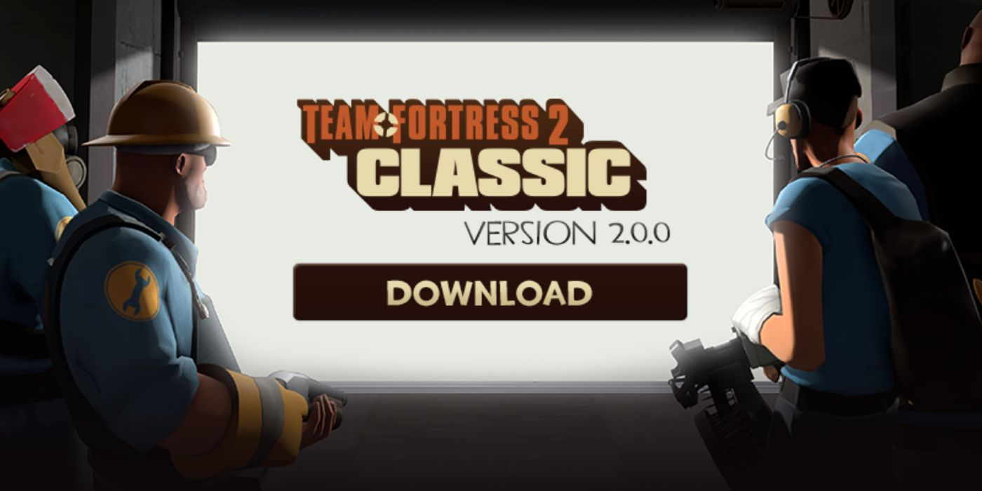 team fortress 2 classic box art