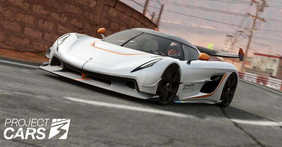 Project Cars 3 Video Demonstrates Extreme Weather Conditions And Day Night Cycle