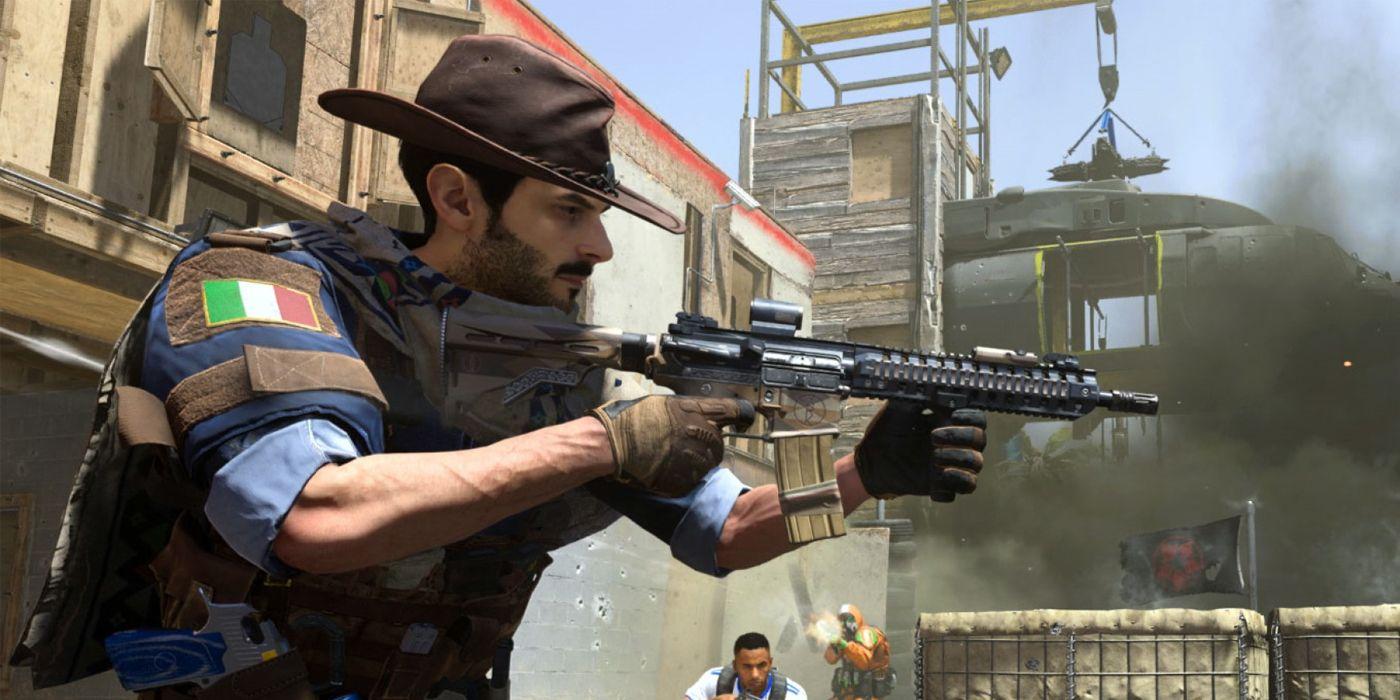 Call Of Duty Modern Warfare Details New Operator Morte