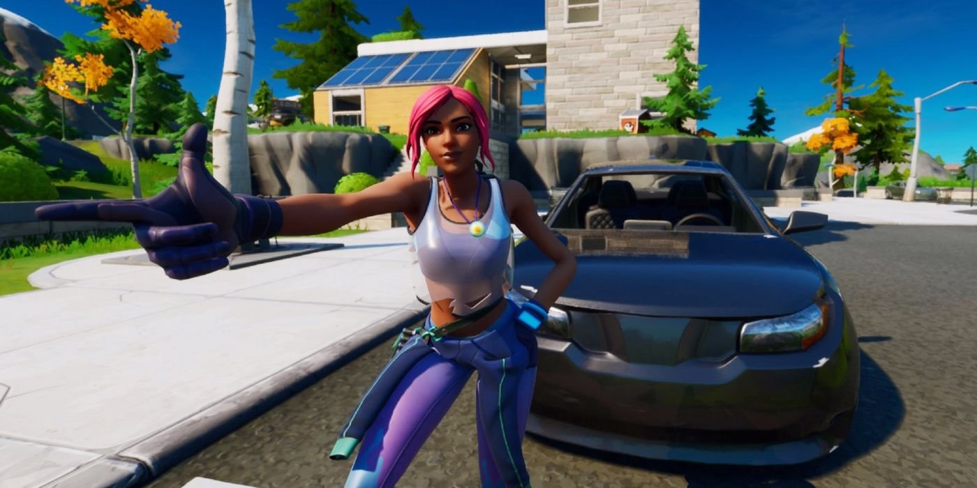 Fortnite Is Getting Cars This Week Game Rant