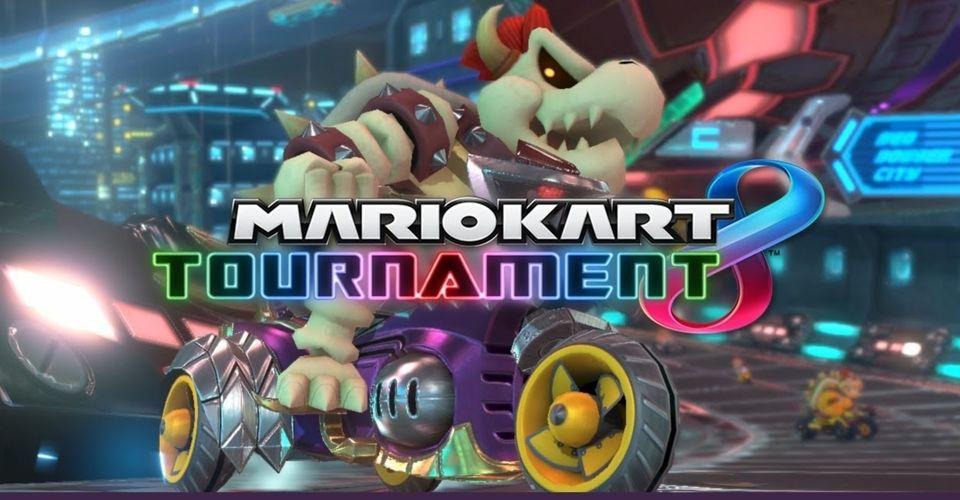 Mario Kart 8 Deluxe Online Tournament Announced | Game Rant