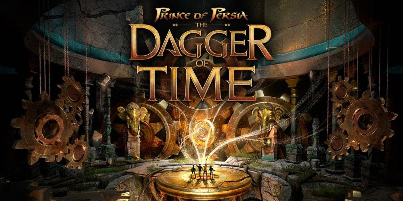 Prince Of Persia The Dagger Of Time Gets New Trailer Game Rant